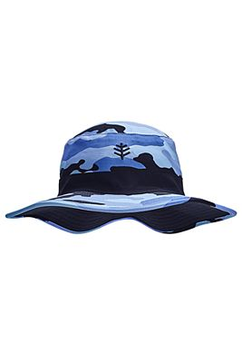 Kid's Reversible Surf Bucket Hat UPF 50+