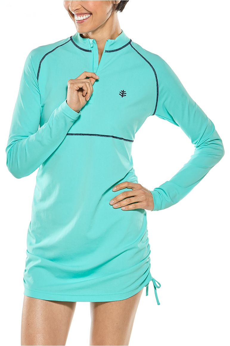 03242-610-1000-1-coolibar-ruche-swim-shirt-upf-50