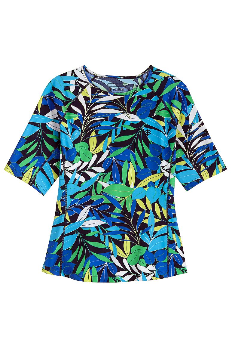 Women's Swim Shirt UPF 50+