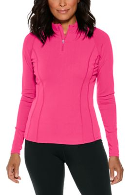 Women's Freestyle Long Sleeve Rash Guard UPF 50+