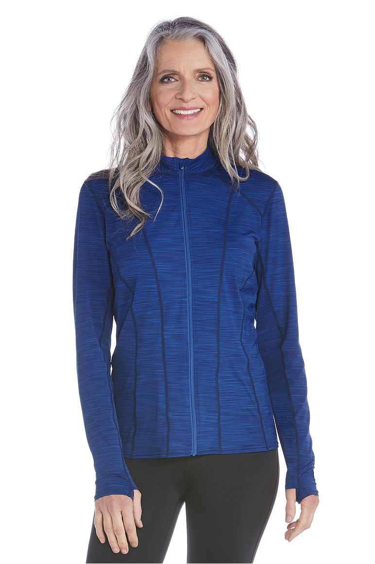 Women's Active Swim Jacket UPF 50+