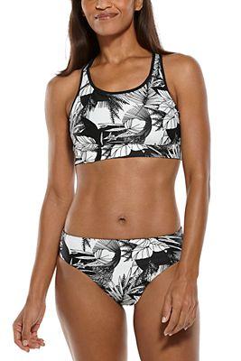 Women's Medley Reversible Swim Bra UPF 50+