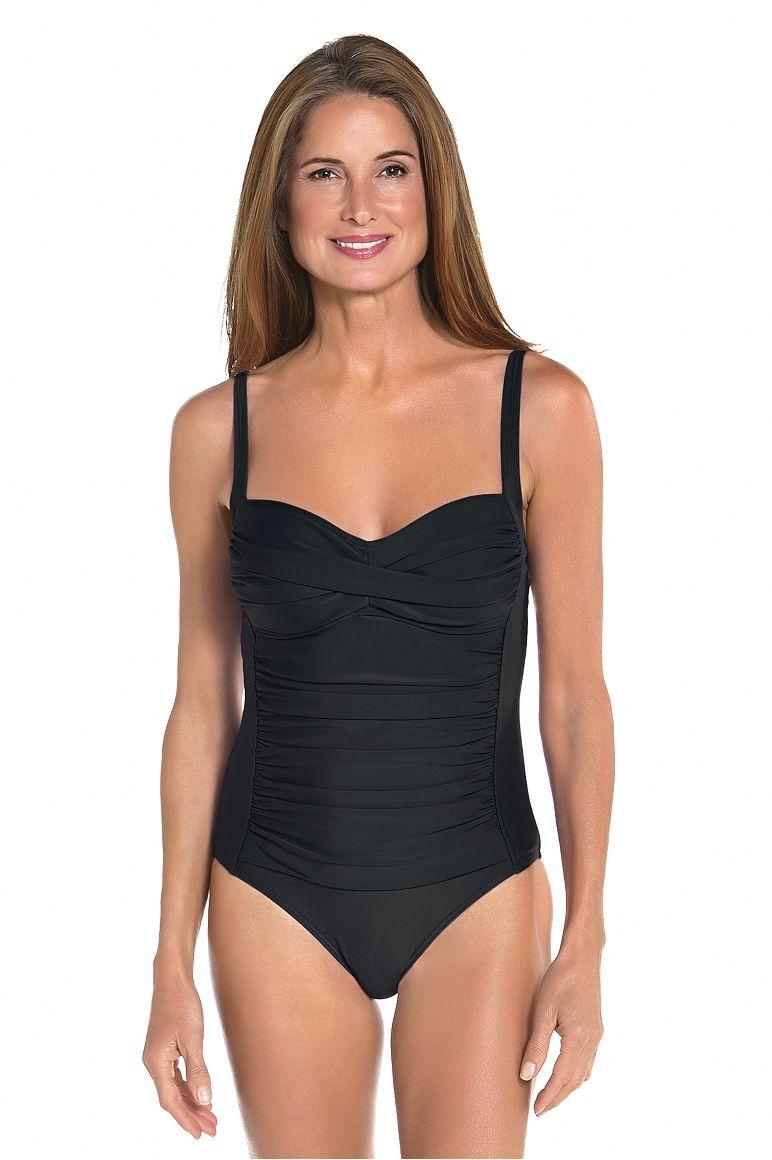 Women's Bandeau Swimsuit UPF 50+