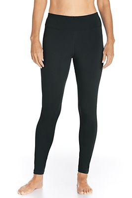 Women's Deep Water Swim Tights UPF 50+
