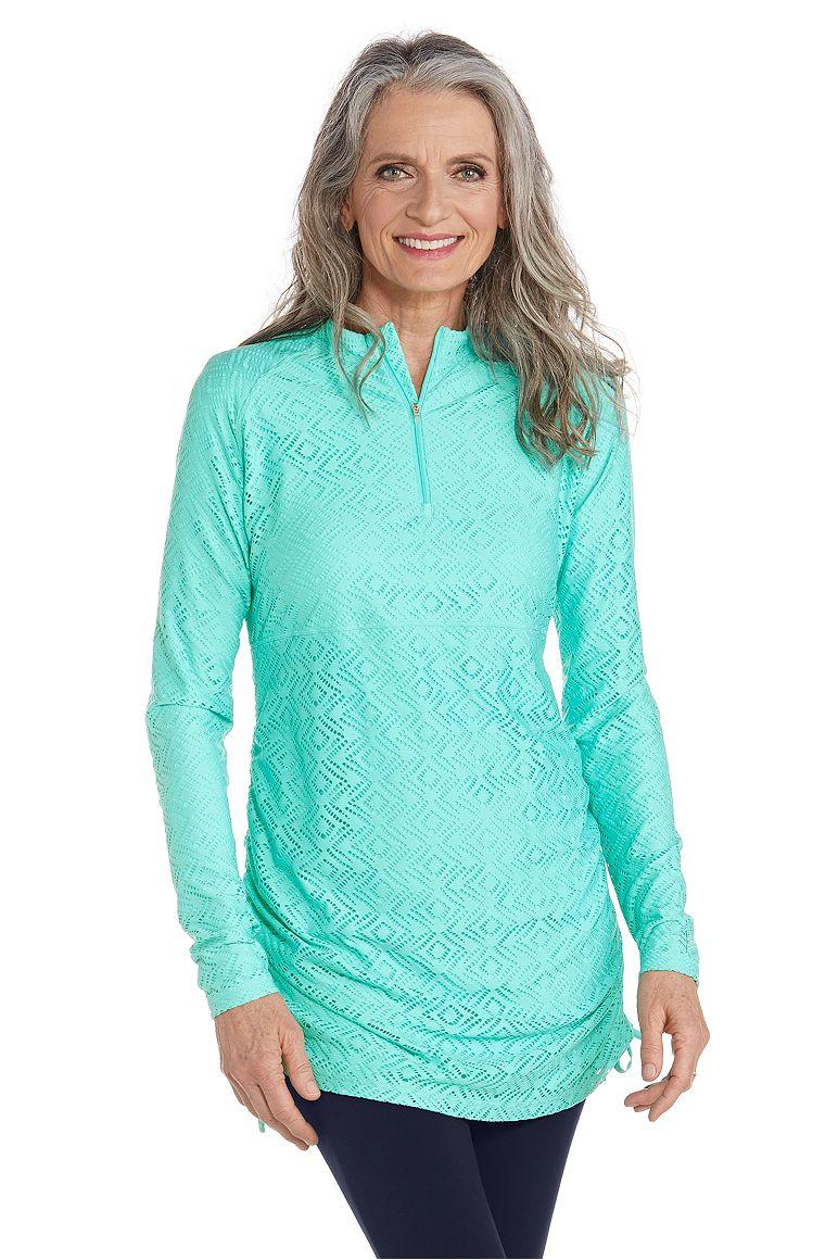 03323-111-8502-1-coolibar-crochet-ruche-swim-shirt-upf-50