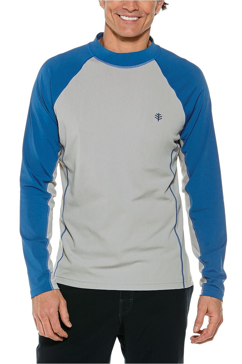 Sun Protection Beachwear for Men  Sun Protective Clothing - Coolibar 4981ae0fe