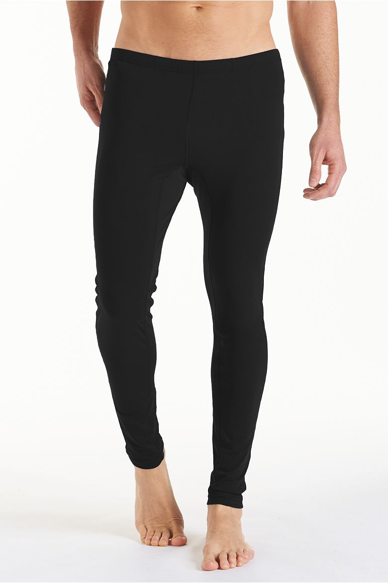 Men's Deep Water Swim Tights UPF 50+
