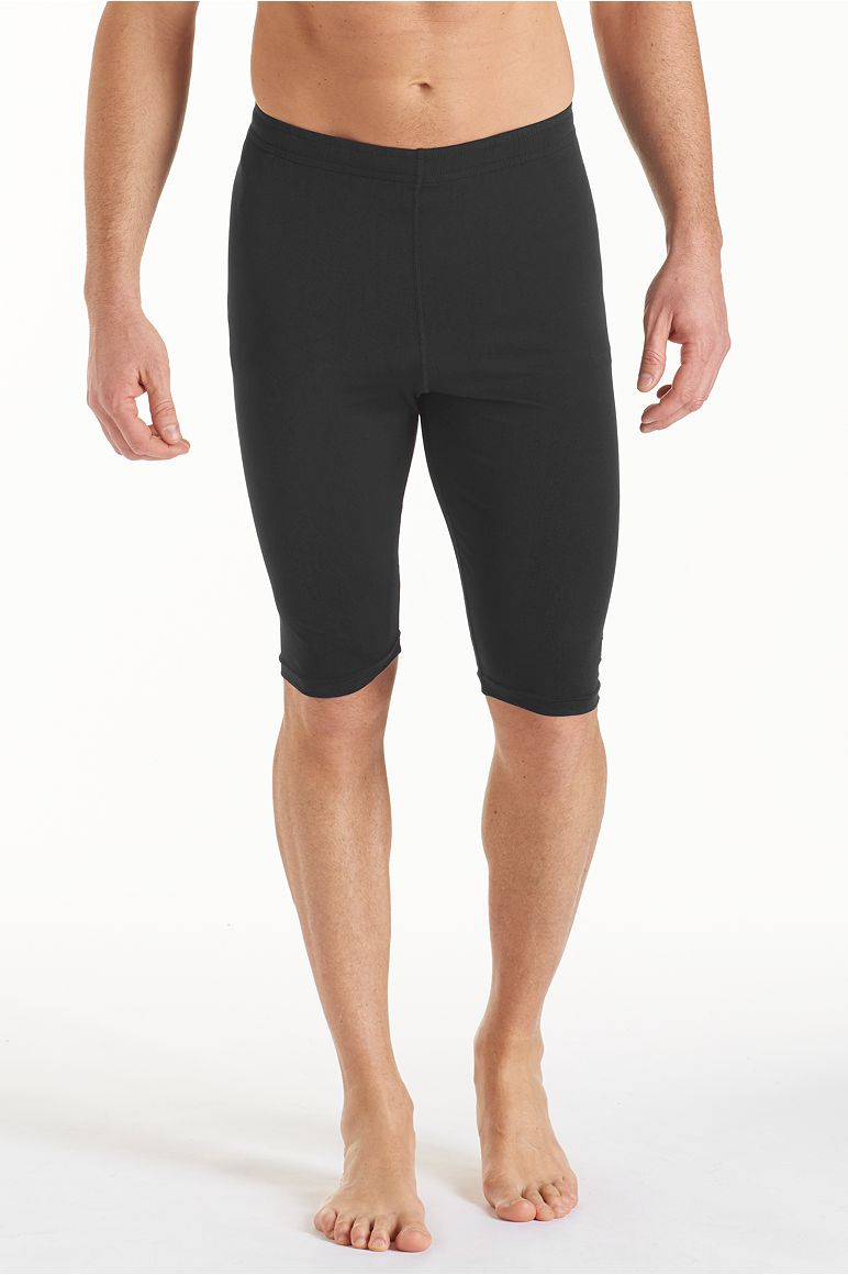 Men's Deep Water Swim Shorts UPF 50+