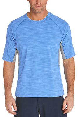 Men's Ultimate Short Sleeve Rash Guard UPF 50+
