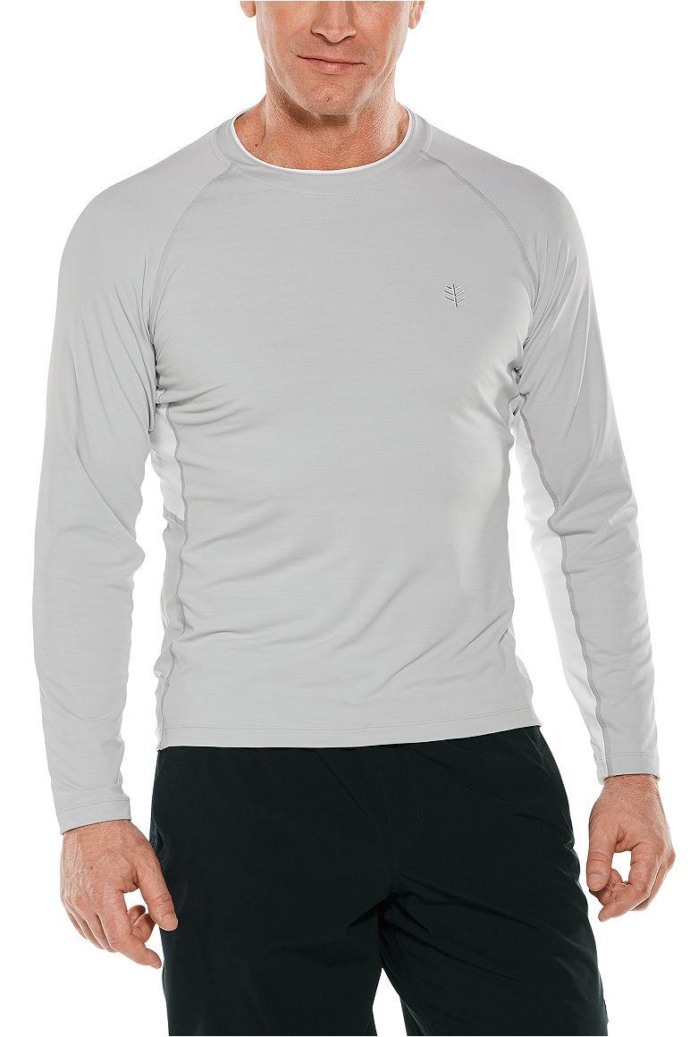 Men's Long Sleeve Ultimate Rash Guard UPF 50+
