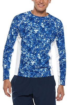 Men's Long Sleeve Hightide Swim Shirt UPF 50+