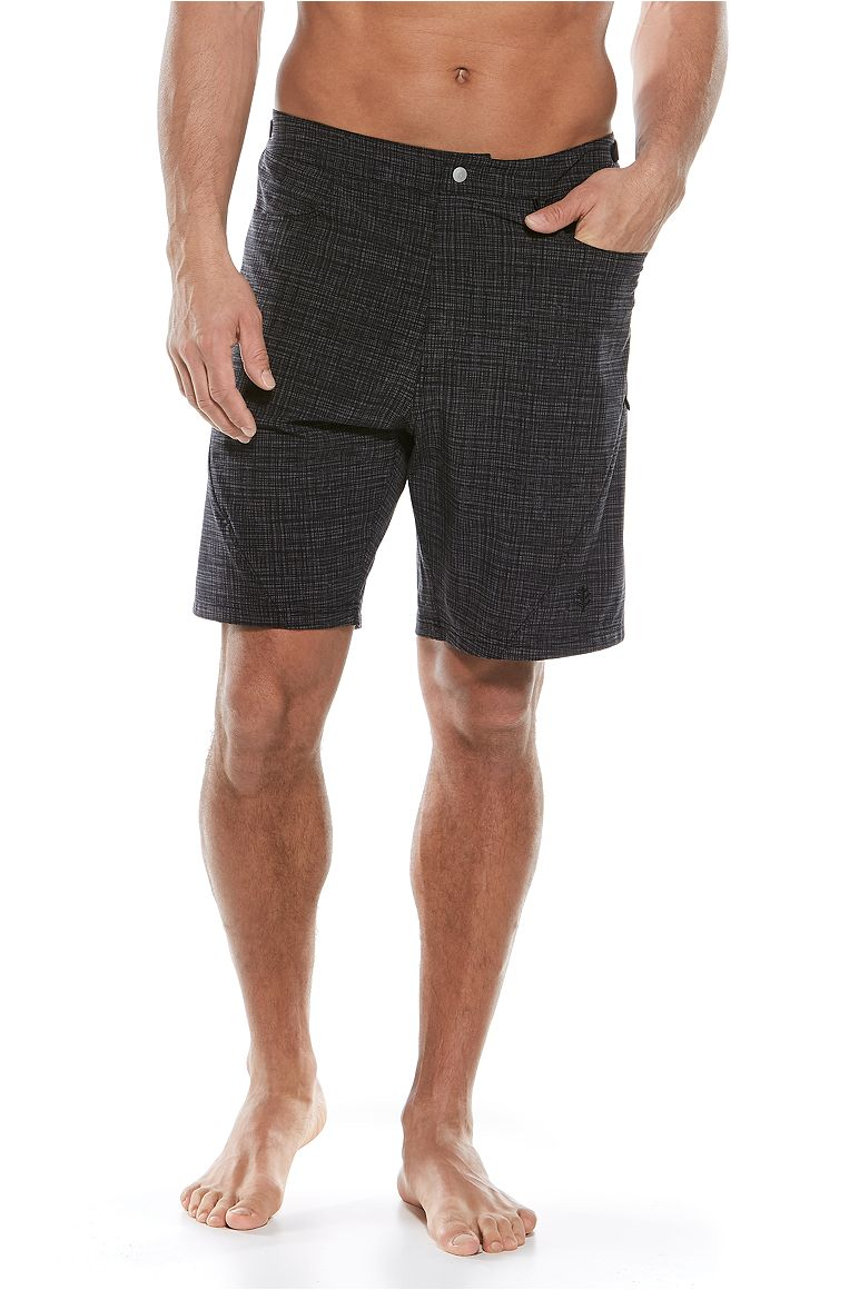 Men's Tech Swim Trunks UPF 50+