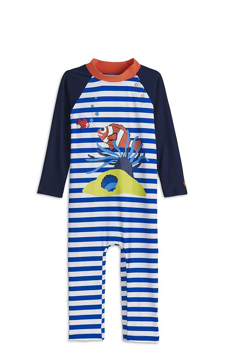 Baby Beach One-Piece Swimsuit UPF 50+