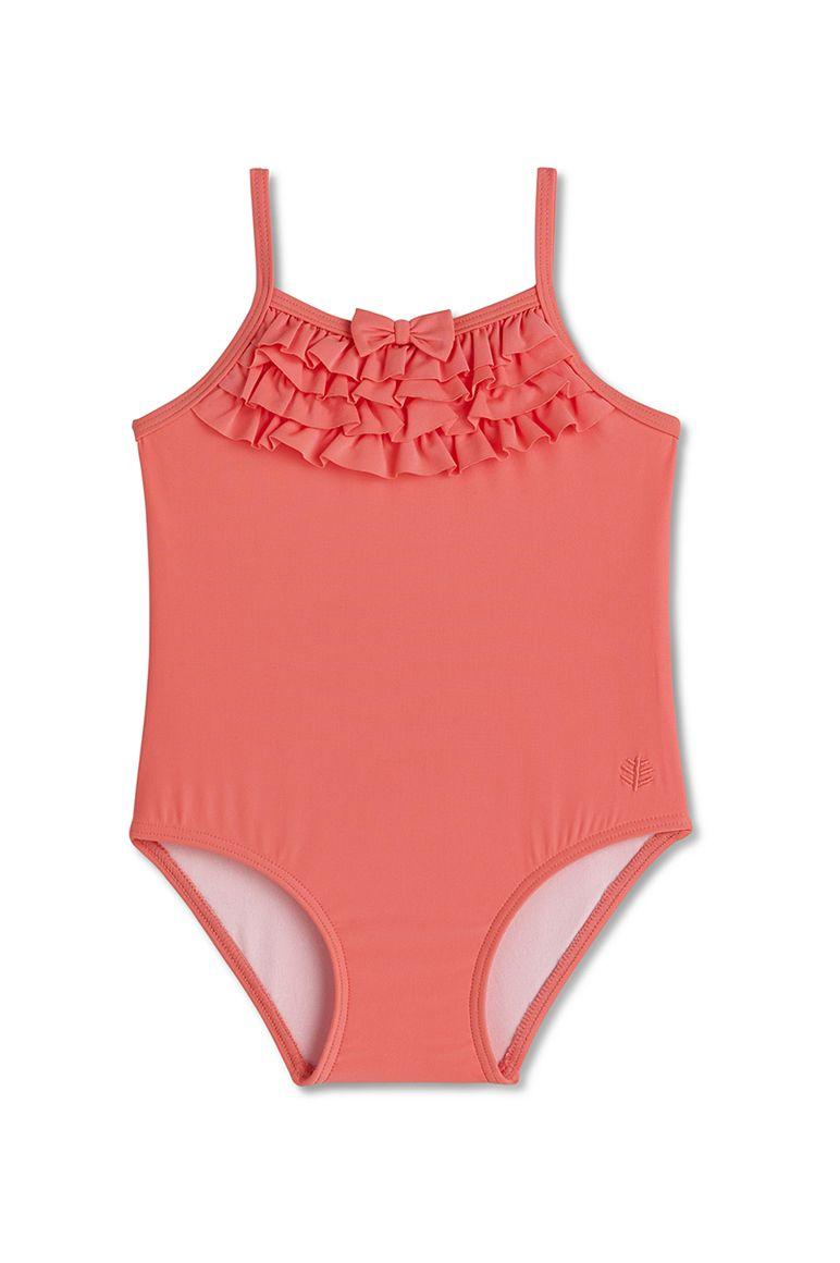 Toddler Ruffle Swimsuit UPF 50+