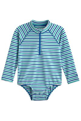 Baby Wave One-Piece Swimsuit UPF 50+