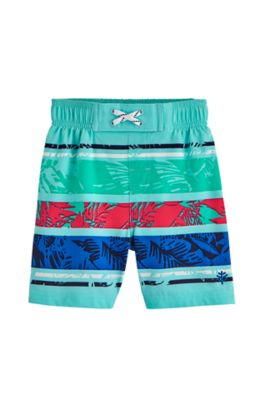 Baby Island Swim Trunks  UPF 50+