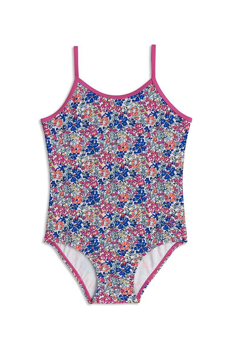Girl's Sporty Swimsuit UPF 50+