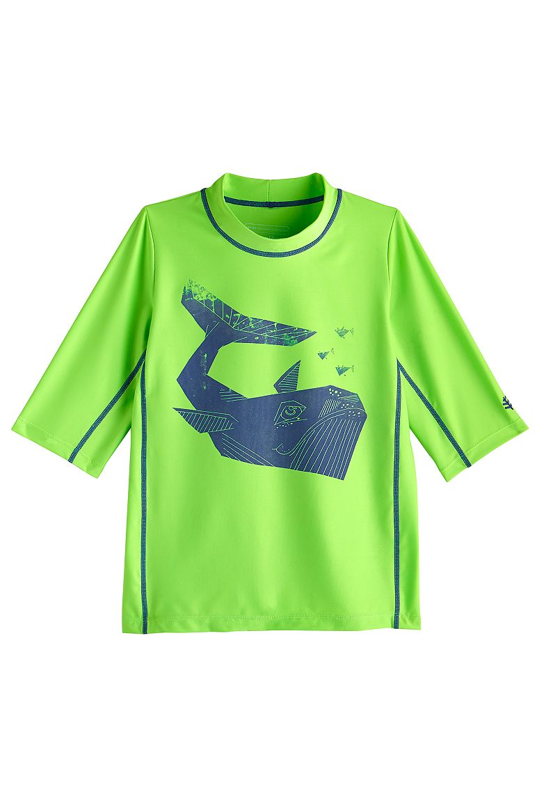 Boy's Surf Shirt UPF 50+