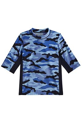 Kid's Sandshark Short Sleeve Surf Shirt UPF 50+