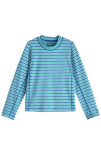 Boy's Sandshark Long Sleeve Surf Shirt