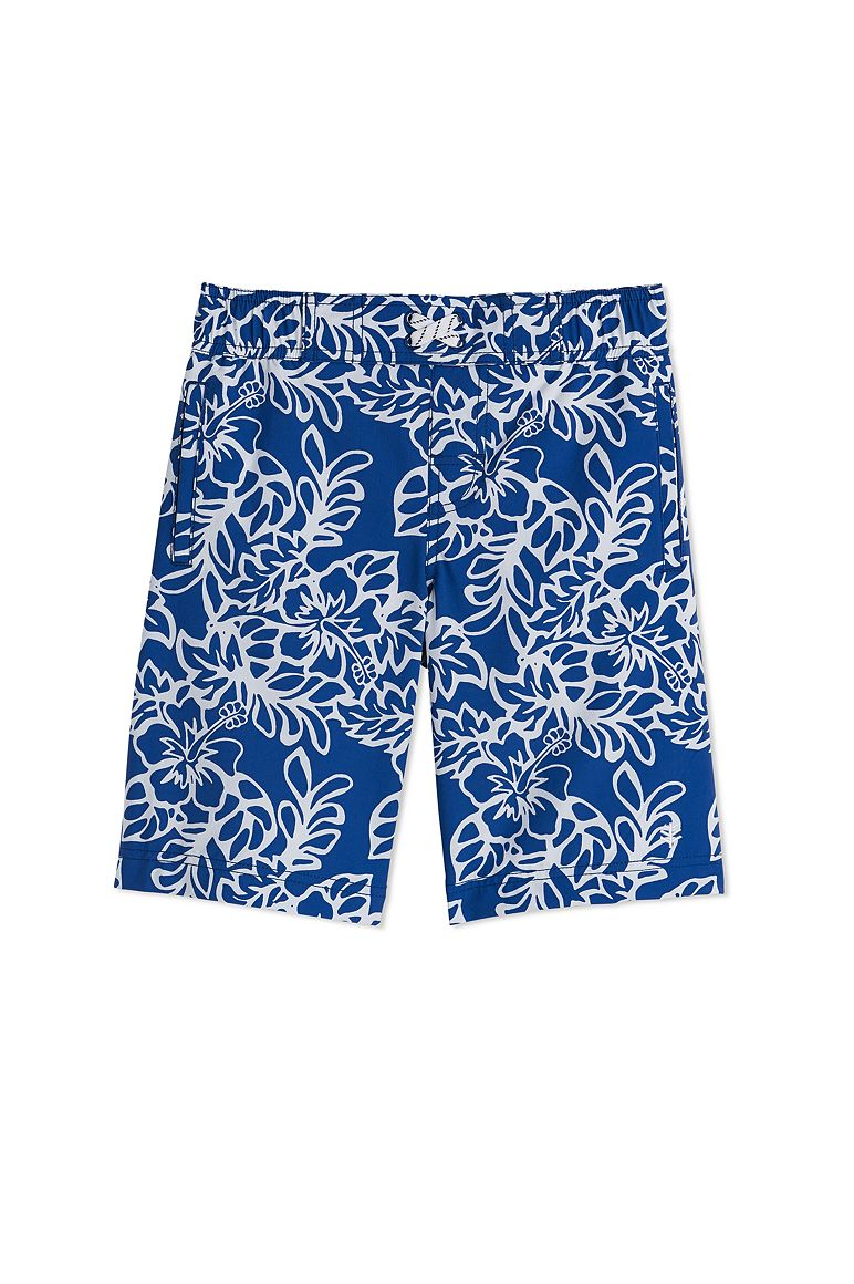 Boy's Island Swim Trunks UPF 50+