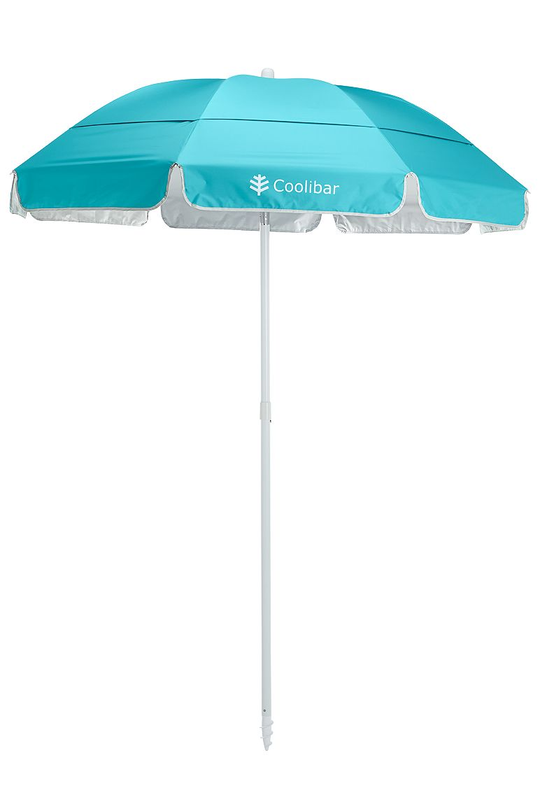 6 Foot Titanium Beach Umbrella