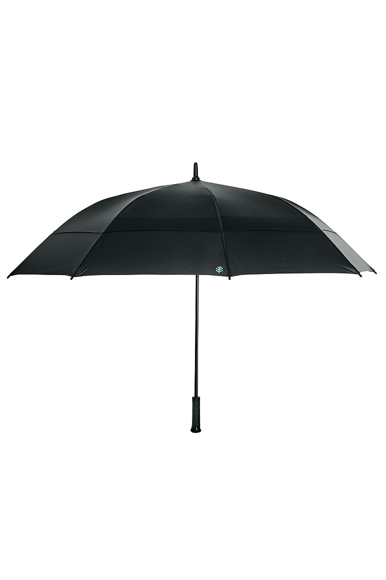 Tournament Golf Umbrella Black OS Solid