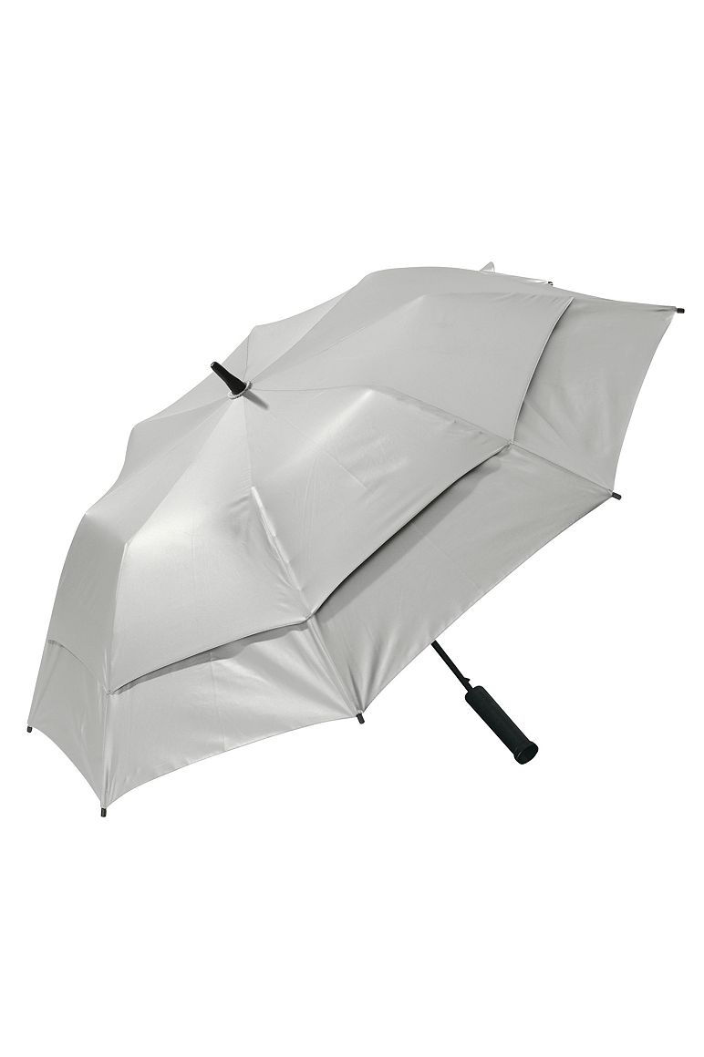 62 Inch Titanium Golf Umbrella