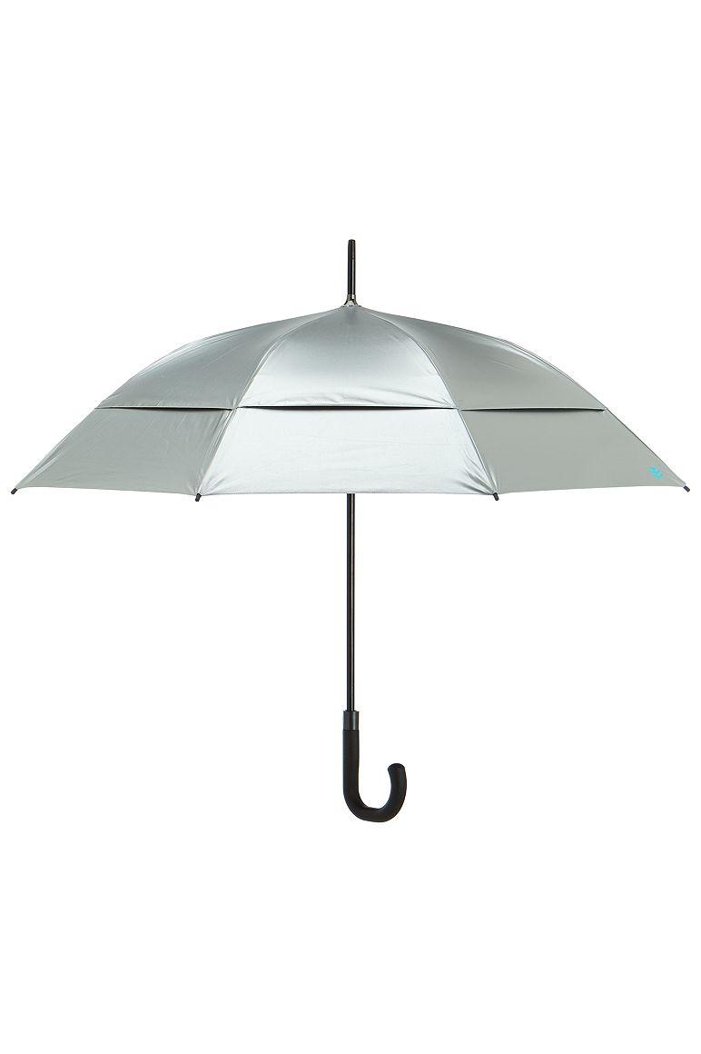 48 Inch Titanium Fashion Umbrella