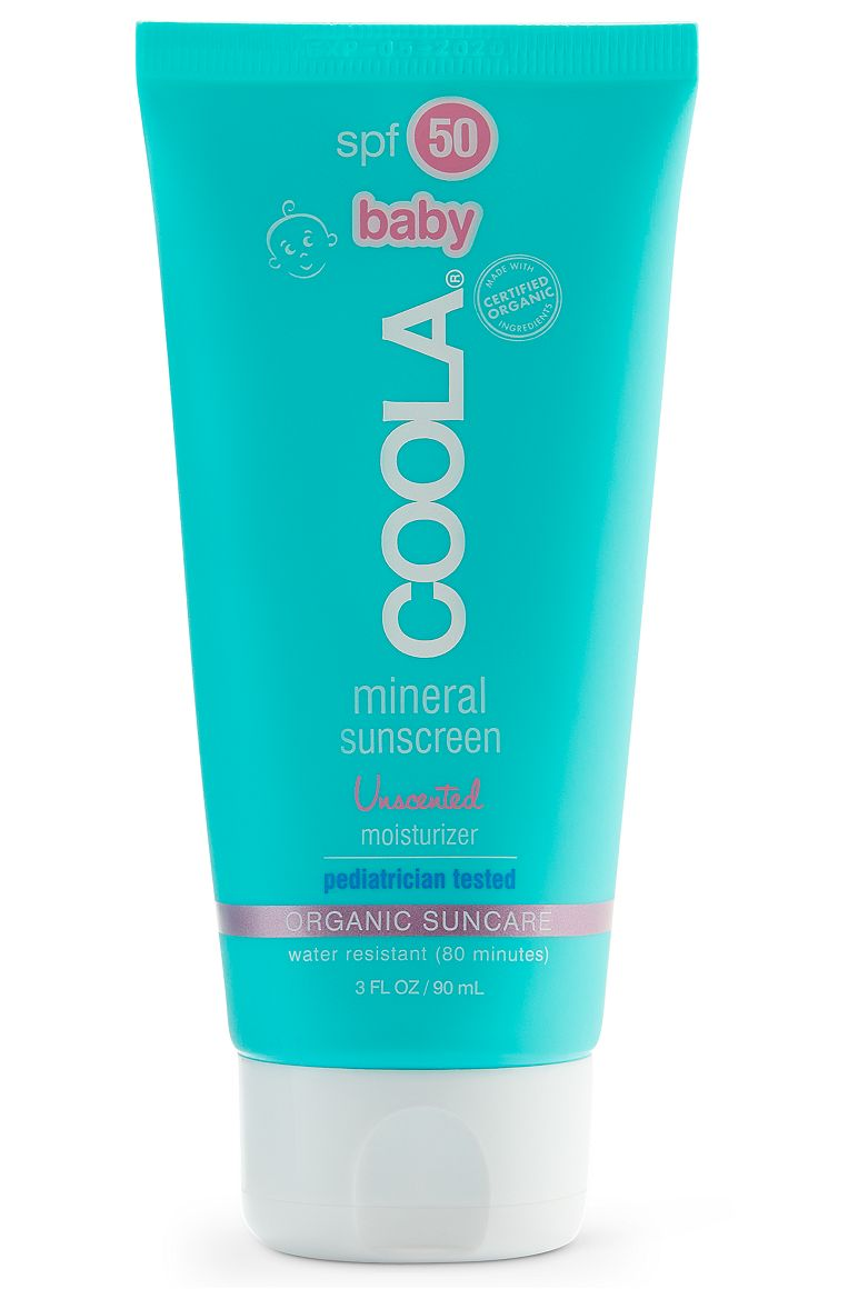COOLA SPF 50 Baby Mineral Sunscreen 3 oz