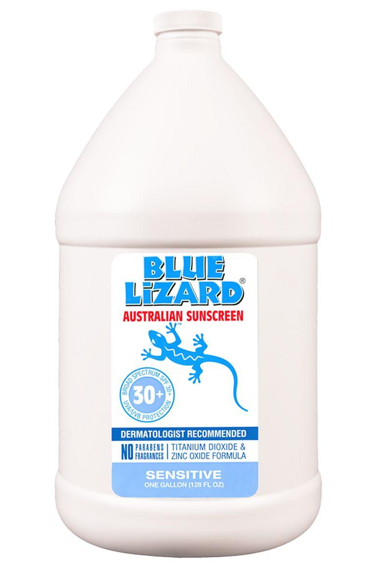 Blue Lizard SPF 30+ Sensitive Sunscreen 1 Gallon
