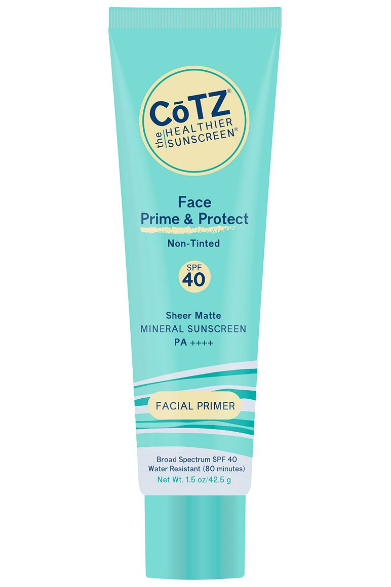 CoTZ Face Lighter Skin Tone SPF 40 Sunscreen 1.5 oz