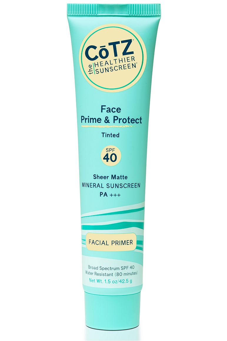 CoTZ Face Natural Skin Tone SPF 40 Sunscreen 1.5 oz