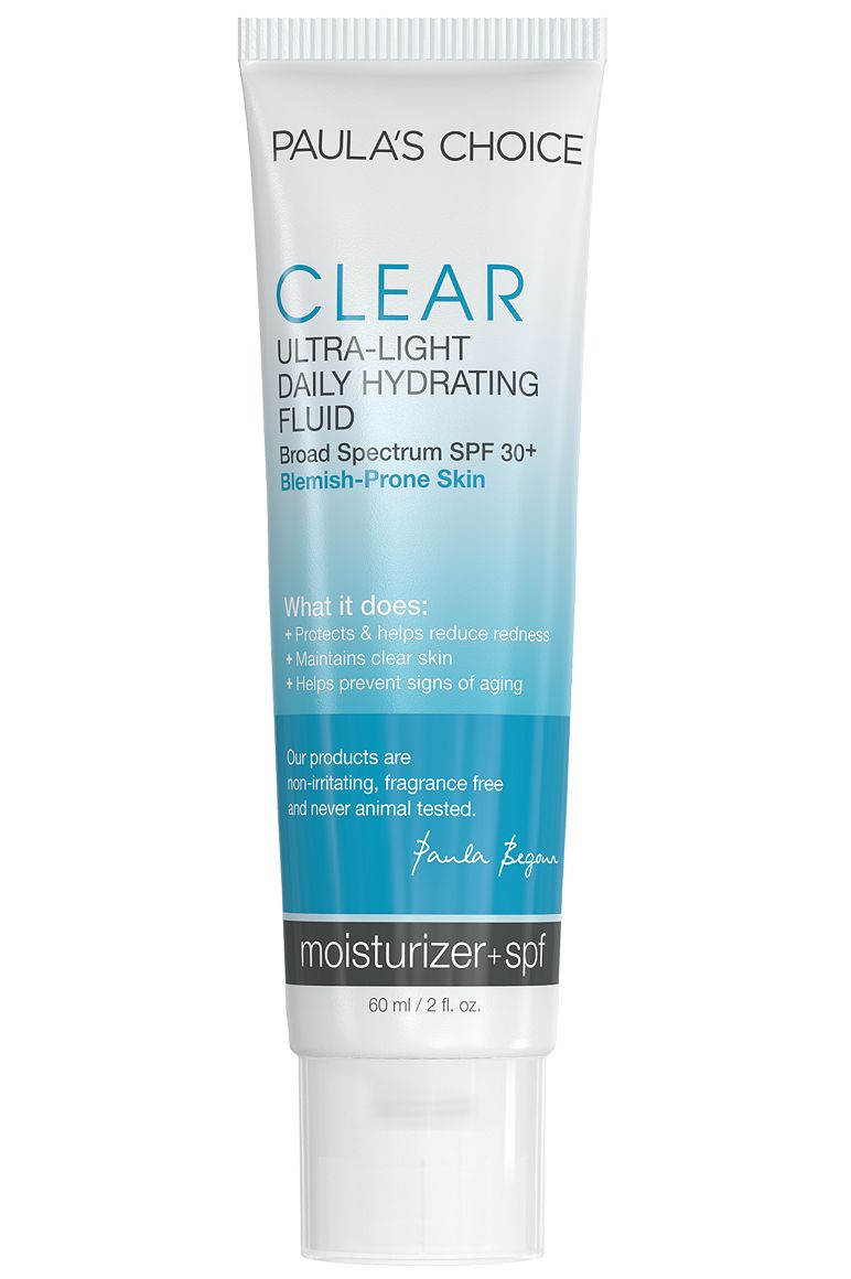 Paula's Choice Clear Hydrating Fluid SPF 30+