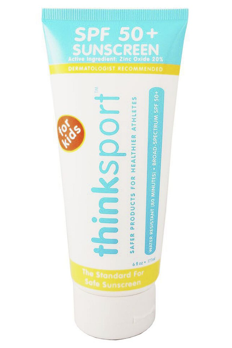 Thinksport Kid's SPF 50+ Sunscreen 6 oz
