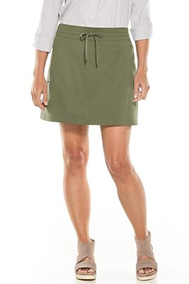Women's Mendocino Travel Skort UPF 50+