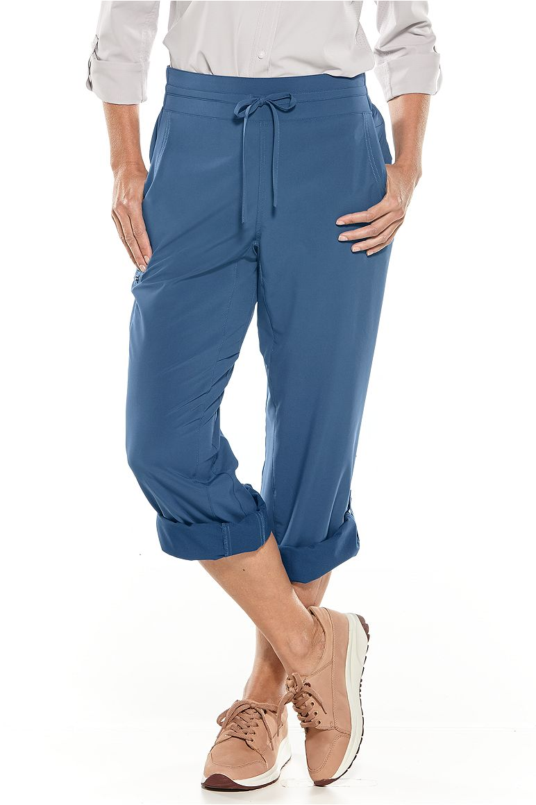 Women's Roll Up Pants UPF 50+
