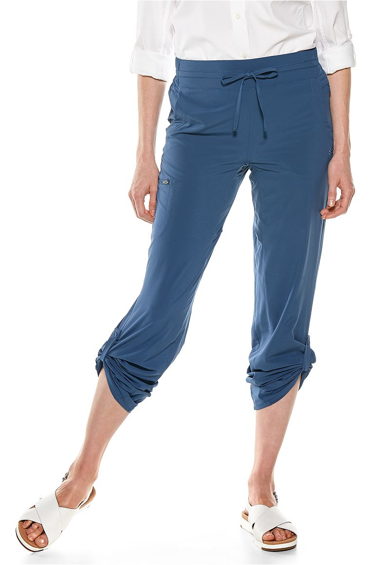 Women's Canyon Roll Up Pants UPF 50+