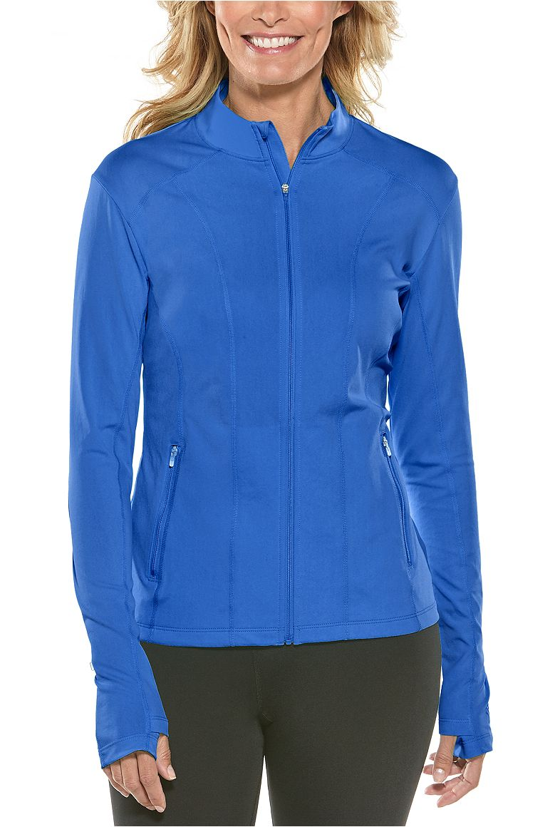 Women's Malawi Swim Jacket UPF 50+