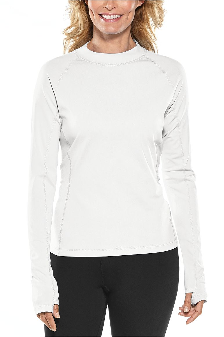 Women's Surf Rash Guard UPF 50+