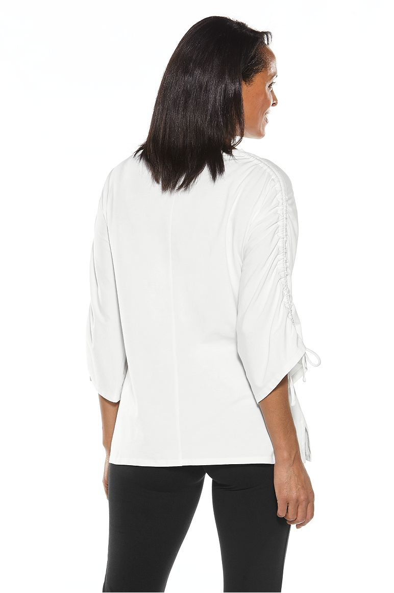10070-111-1000-2-coolibar-ruched-sleeve-top-upf-50