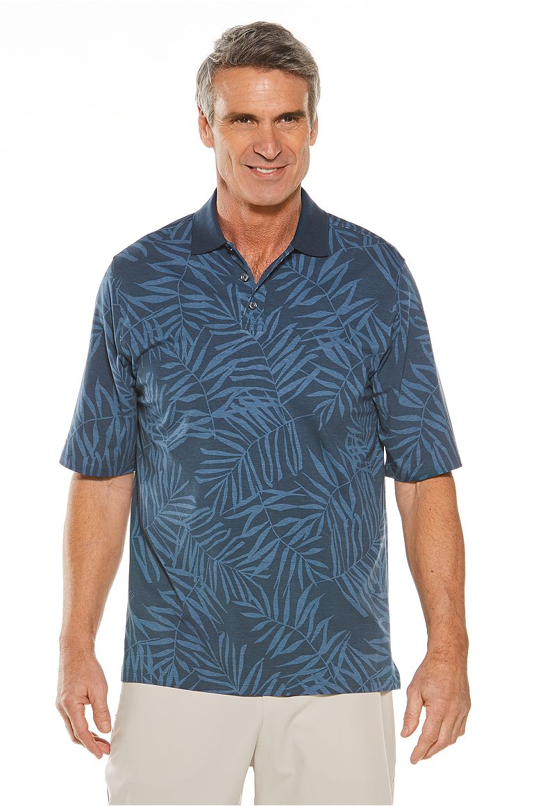 Men's Short Sleeve Polo Shirt UPF 50+