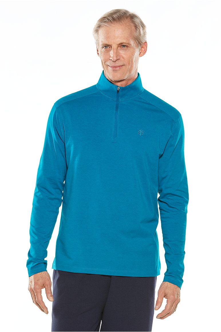 10078-033-1001-1-coolibar-quarter-zip-upf-50