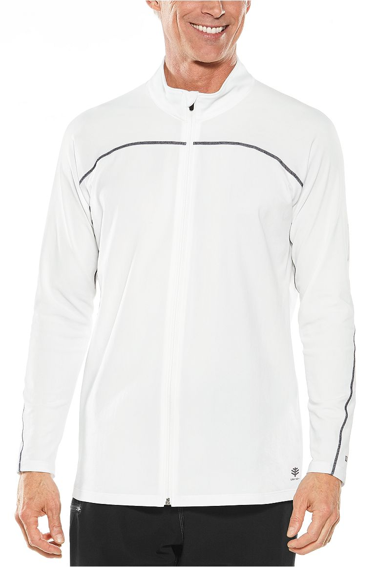 156ac50a4f ... 10079-111-1000-1-coolibar-water-jacket-upf- · Men's Long Sleeve Water Jacket  UPF 50+