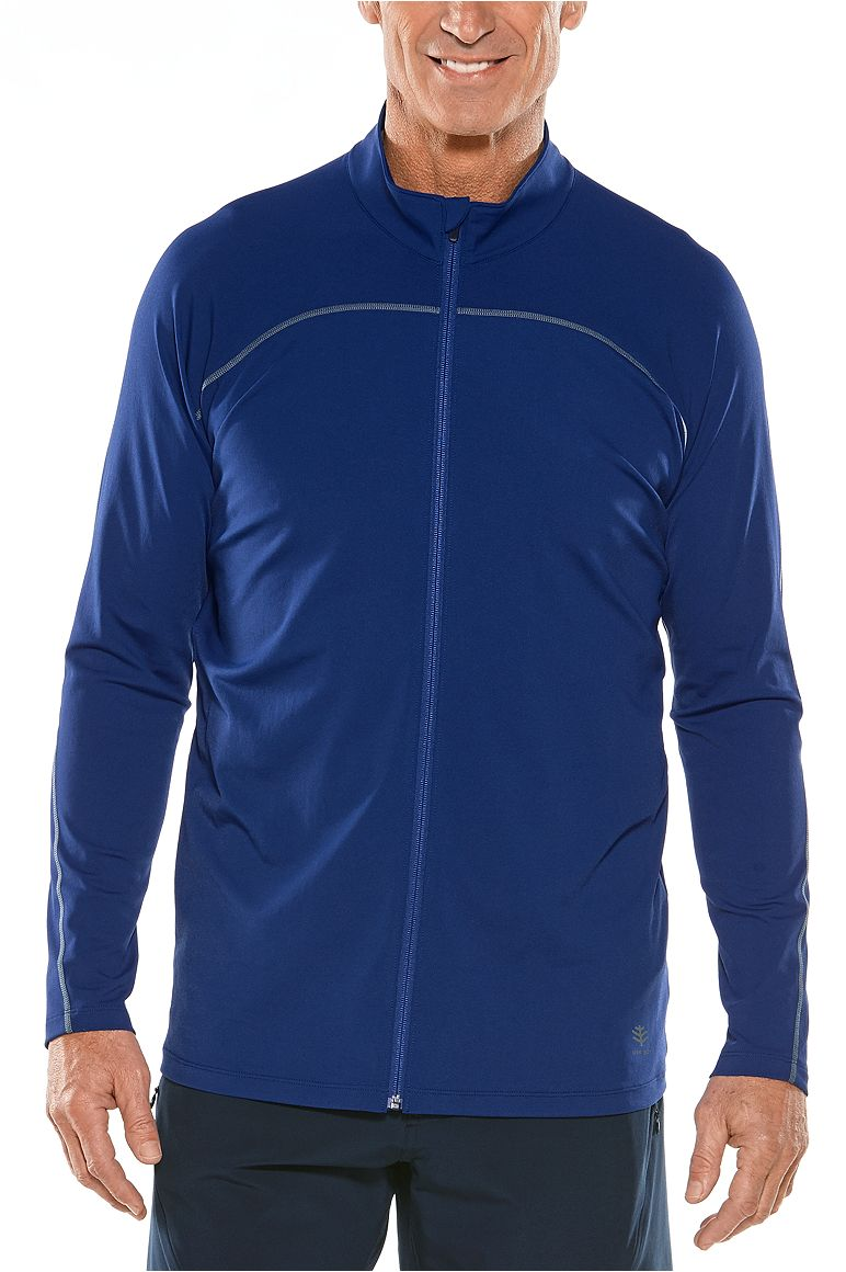 Men's Long Sleeve Water Jacket UPF 50+