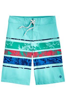 Boy's Superbank Boardshorts UPF 50+