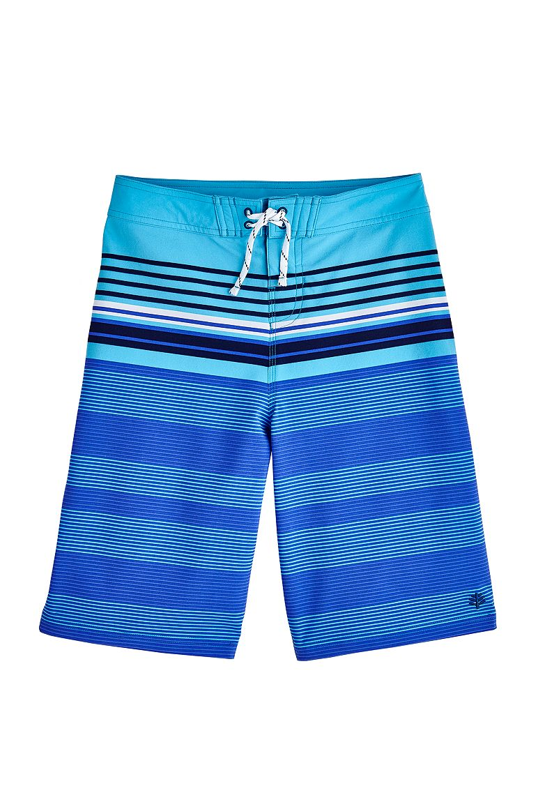 80fa0de90e Boy's Beach Boardshorts UPF 50+: Sun Protective Clothing - Coolibar : Sun  Protective Clothing - Coolibar