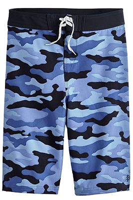 Boy's Superbank Boardshorts UPF 50+