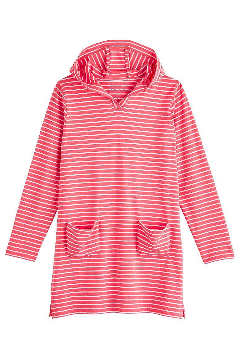 Girl's Beach Cover-Up Dress UPF 50+