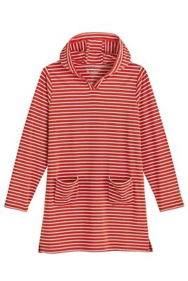 Girl's Catalina Beach Cover-Up Dress UPF 50+